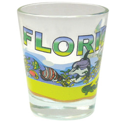 Florida Shot Glass