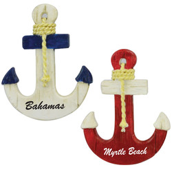 Anchor Nautical Magnets