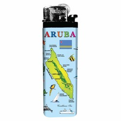 ARUBA Map Lighters