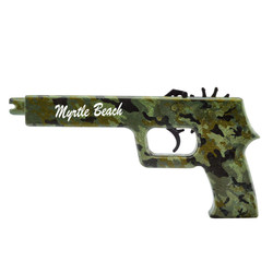 CAMOUFLAGE RUBBER BAND GUN
