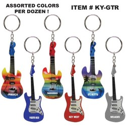 MINI GUITAR KEYCHAINS