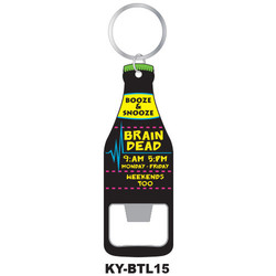 BRAIN DEAD KEYCHAIN BOTTLE OPENER