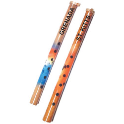 AIRBRUSH MUSICAL FLUTES ASSORT