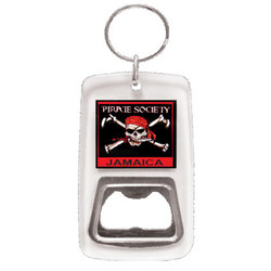 KEY CHAIN BTL OPENER PIRATE