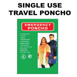 Travel Poncho