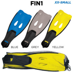 XX-SMALL WATER FINS
