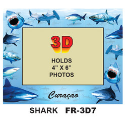 Sharks 3D PHOTO FRAME