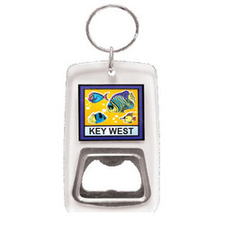 KEY CHAIN BTL OPENER FISH