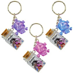 PIRATE JEWELS KEYCHAIN