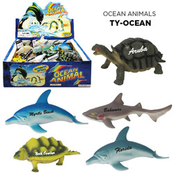 OCEAN ANIMALS 30PCS/DSP