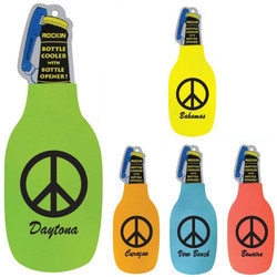 PEACE BOTTLE COOLER