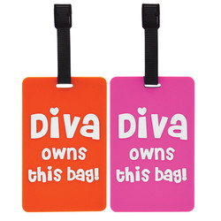 Diva Owns This Bag!