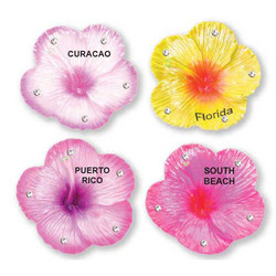 HIBISCUS NEON MAGNETS