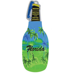TROPICAL PALMS BOTTLE COOLERS