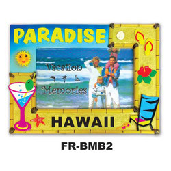 Paradise Bamboo Picture Frame