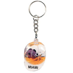 FLOATING COLOR KEY CHAINS CAP