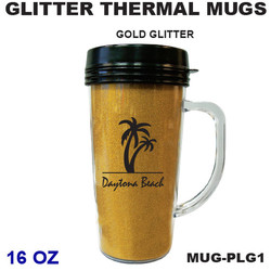 Gold Thermal Mug