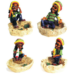 Rasta Stone Ashtray