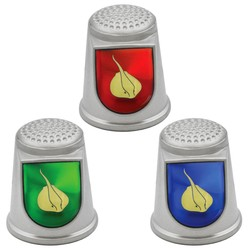 STAINLESS STEEL THIMBLES. STINGRAY