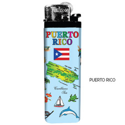 PUERTO RICO Map Lighters