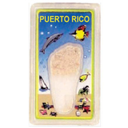 PUERTO RICO SAND FILLED MAGNET