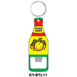 SMILE MON! KEYCHAIN BOTTLE OPENER