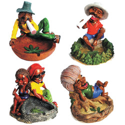 Rasta Party Ashtray