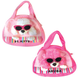 POODLE SUNGLASSES HANDNBAGS
