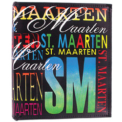 St. Maarten Signature Series LARGE Photo Album