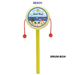 HAND DRUMS. Beach Theme