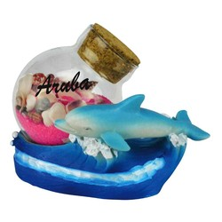 DOLPHIN NEON SAND & SHELL