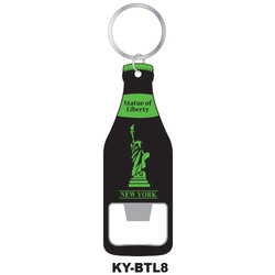 LADY LIBERTY KEYCHAIN BOTTLE OPENER