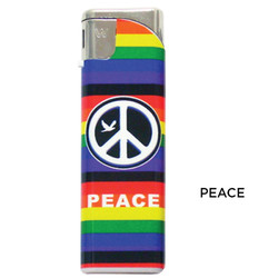 PEACE Lighters