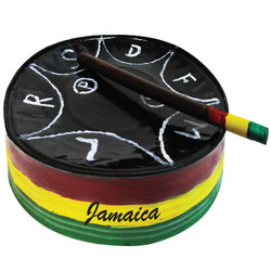 RASTA STEEL DRUM