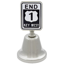 KEY WEST END 1, SOUVENIR BELL