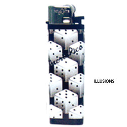 ILLUSIONS Lighters
