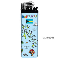 CARIBBEAN Map Lighters