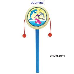 HAND DRUMS. Dolphins Theme