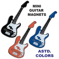 MINI GUITAR MAGNETS