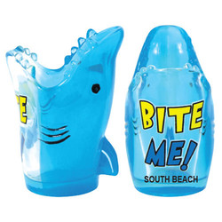 BITE ME. Shark Shots