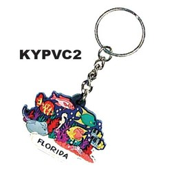 FISH REEF KEYCHAINS