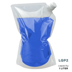 Leak Proof Plastic Drinking Pouch