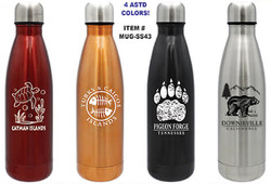 Stainless Steel Camping Bottle
