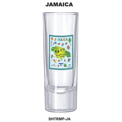 JAMAICA MAP SHOOTERS