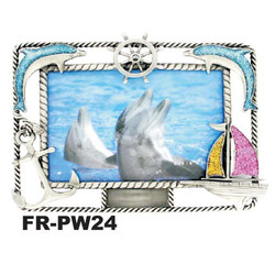 Pewter Picture Frames