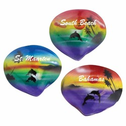AIRBRUSHED STYLE CLAM SHELLS
