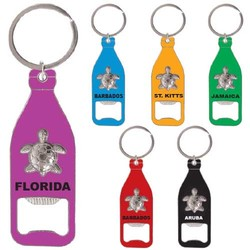 TURTLE KEYCHAIN BOTTLE OPENERS