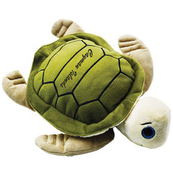 GREEN PLUSH TURTLE BACKPACK