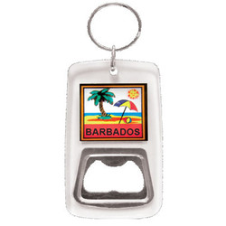 KEY CHAIN BTL OPENER BEACH