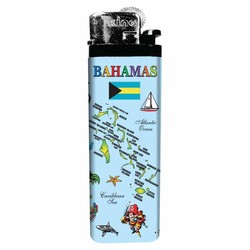 BAHAMAS Map Lighters
